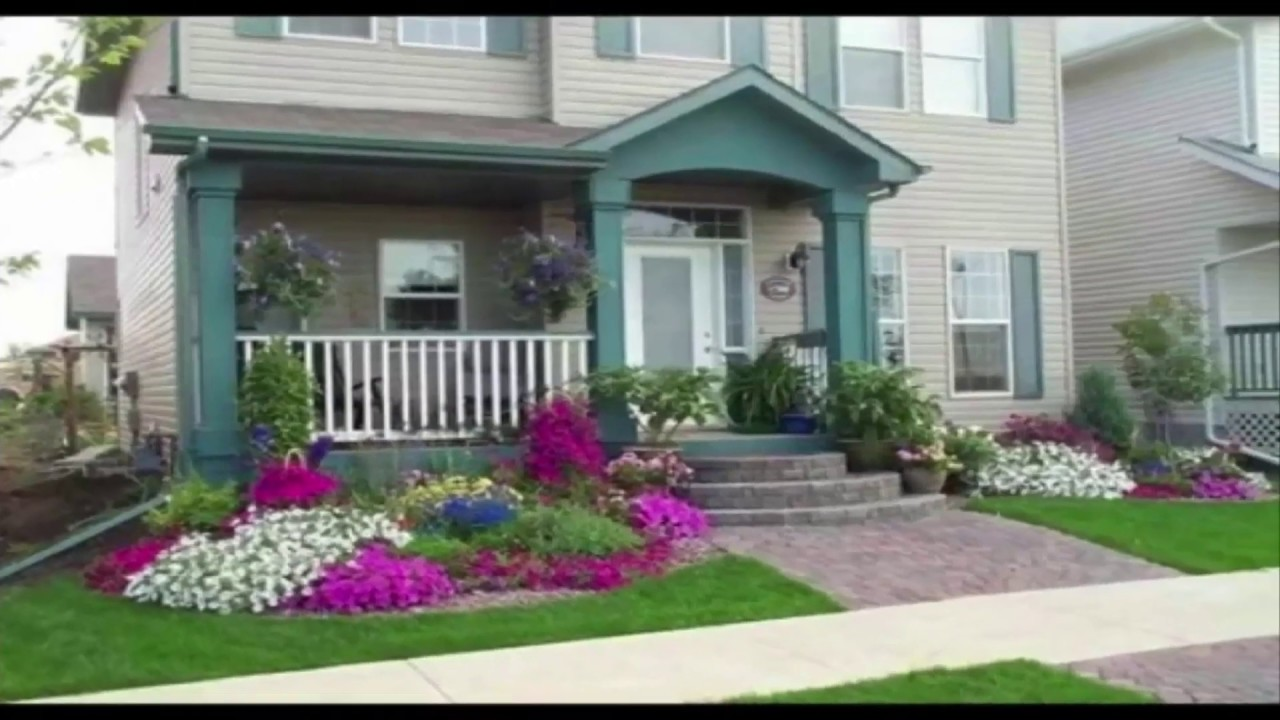 New modern front yard landscaping ideas for 2019 - garden ...