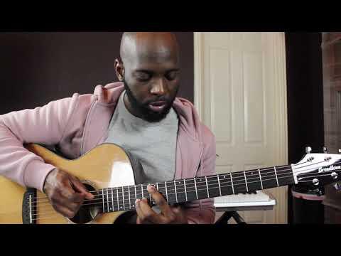 Eastside - benny blanco feat (Halsey and Khalid) - Acoustic Guitar Tutorial