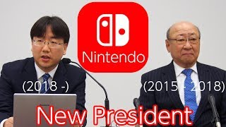 Nintendo's New President, Switch close to 18 Million Units and Smash Switch is a New Game!