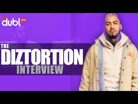 Diztortion Interview - 200M streams on 1 song this year,charting with Stylo G & Lethal Bizzle & more