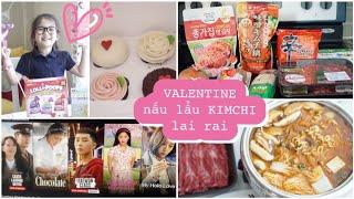Nấu Lẩu KIMCHI Ngon Nhức Nách Nhanh Gọn Trong 15 Phút ♥ Valentine's Day 2020   mattalehang