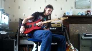 Skid Row - I Remember You (Guitar Cover)