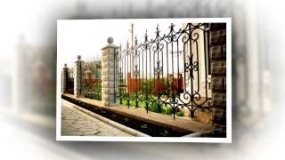 Кованые заборы – художественная ковка в Москве – (499) 403-13-89(, 2015-04-19T23:25:59.000Z)