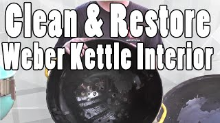How to clean the inside of your Weber charcoal grill screenshot 3