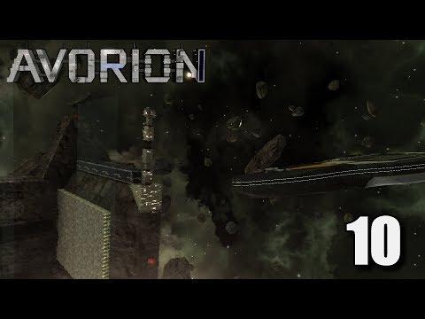 Avorion • Своя шахта • #10