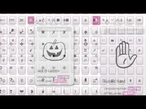JavaScript для начинающих. 12. Удобный Unicode
