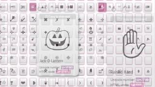 Программирование для начинающих. 12. Удобный Unicode