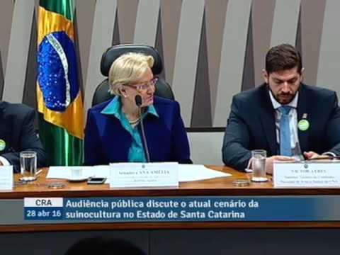 CRA - Suinocultura em Santa Catarina - 28/04/2016