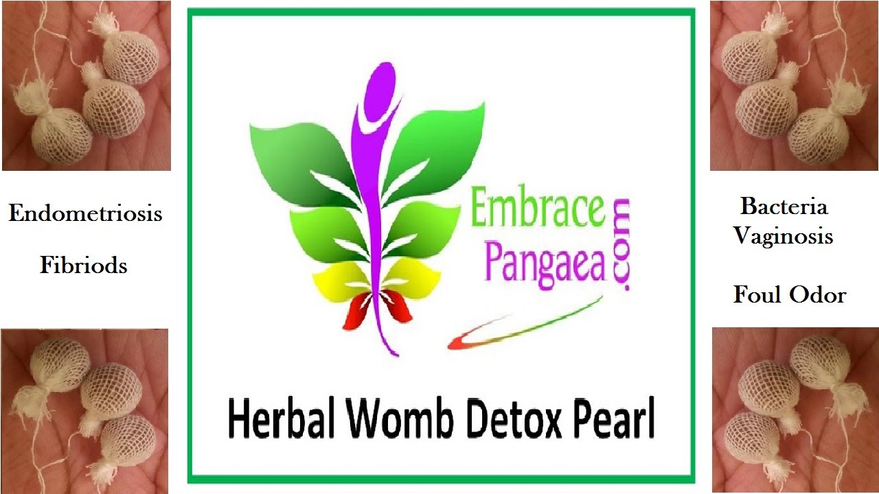 Please, Please, Please Do Not Put 'Womb Detox Pearls' Into