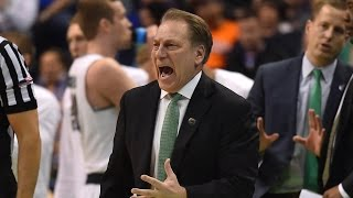 Michigan State coach Tom Izzo interview after loss to MTSU