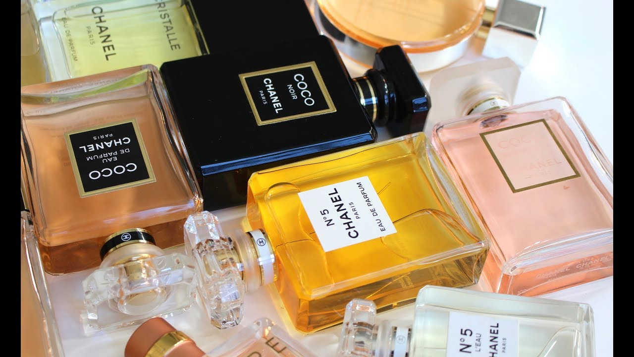 How To Find The Best Chanel Fragrance For You Fragrance 411 Youtube