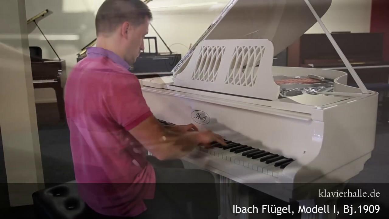 Download Restaurierter Ibach Flügel, Model 1, Bj.1909   Chopin - Nocturne des-dur