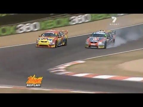 Supercars - Bathurst Epic Passes & Battles (Finishes Not Included)