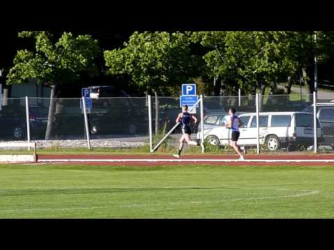 Närkes DM 10000 m 2012 - Heat A (Del 1 av 2)