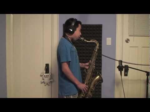 have you meet miss jones saxophone