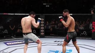 ULTRA REAL | EA Sports UFC 3 | Jorge Masvidal vs. Darren Till