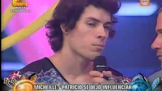 Esto es Guerra: Michelle Soifer llamó 'Judas' a Patricio Parodi - 02/09/2015