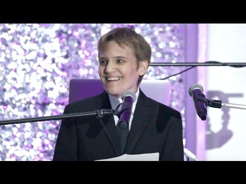 Autistic Speaker Shares Life-Story With 600+ People and Gets Amazing Response