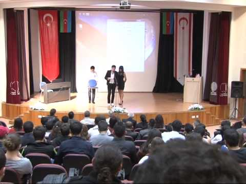 Flag Day Of Azerbaijan, In North Cyprus