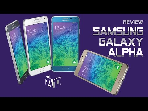 Review Samsung Galaxy Alpha : AppDisqus Channel
