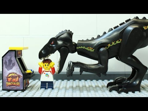 LEGO JURASSIC WORLD ARCADE 4