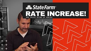 State Farm said auto insurance rates are going up