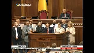 Ляшко: надо проводить не гей-парады, а парад победы в Севостополе и Донецке!