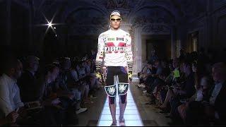 Moschino uomo spring/summer 2016 fashion show