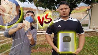 R$500,00 vs PLACA DO FELIPE TOYS (LEOZÃO vs FREESTYLE) Desafios de Futebol