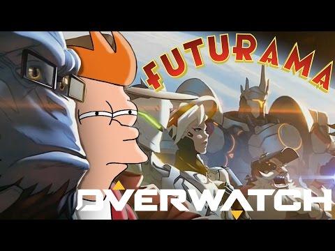 Overwatch - Futurama Theme Song in El Dorado