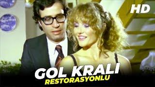 Gol Kralı  Kemal Sunal Türk Komedi Filmi Full İzle (Restorasyonlu)