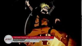 Naruto Shippuden-Opening 7-Cover Español-César Franco
