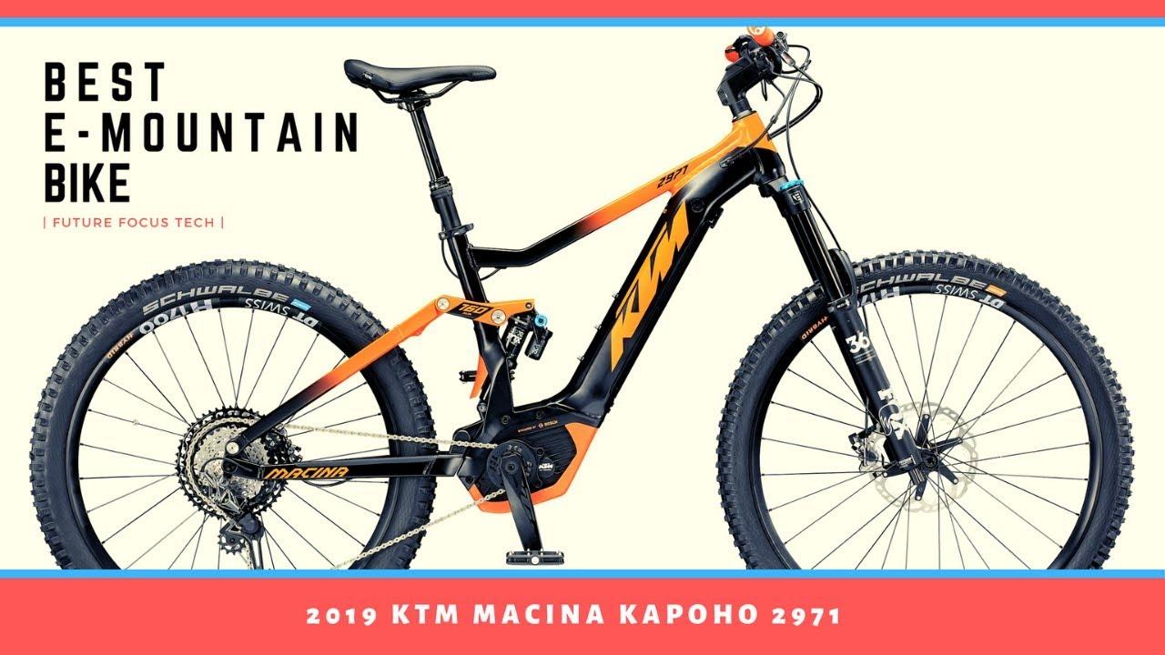 mountain bike  ktm macina kapoho  youtube
