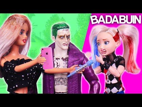 Lizbeth de BADABUN descubre a HARLEY QUINN mintiéndole JOKER! 😱- Juguetes Fantásticos