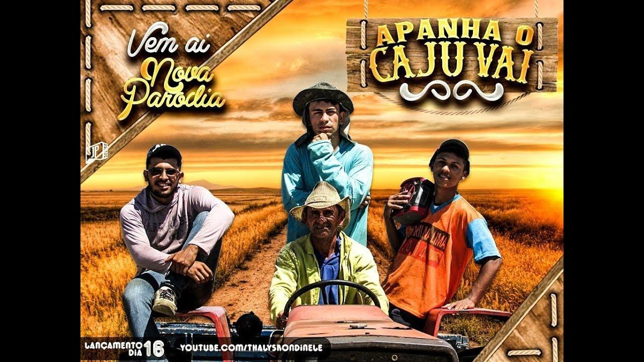 CASTANHA BAIXAR DE PARODIAS CAJU E