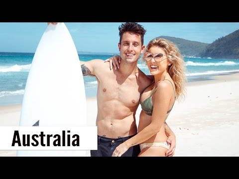The Trip of a Lifetime! | Australia Day 1