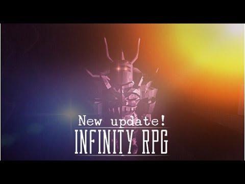 Infinity rpg roblox secrets