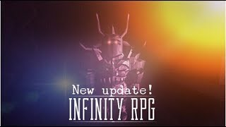 Roblox: Infinity RPG - Codes/Secret Badge(All 3 steps for Secret 6) & Armor/Secret Sword & BLADE!!