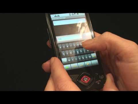 Samsung Galaxy Spica - LesNumeriques / DigitalVersus