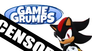 Game Grumps Animated: Shadow steals Sonic's cock
