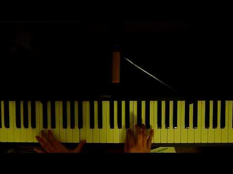 Asazaki Ikue - Obokuri Eeumi (Obtain Bearing) Piano Solo Tutorial