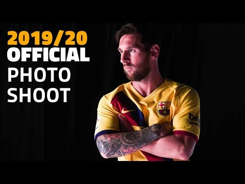 [BEHIND THE SCENES] 2019/20 Season Official Photo Shoot