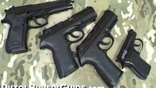 Beretta Pistols