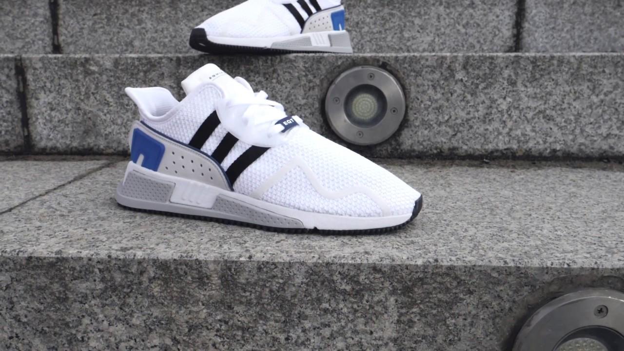 separation shoes c8e7b e94b2 adidas EQT Cushion ADV White - buty męskie 7store