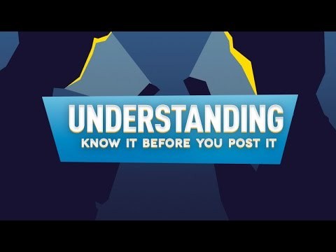 Understanding: Know it Before You Post It - Part 2: Understanding Islam