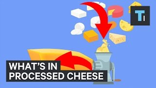 Here's what Velveeta and Kraft Singles are actually made of