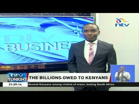 Institutions owe Kenyans more than KSh 241B - Unclaimed Financial Assets Authority