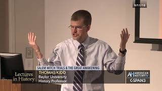 Lectures in History: Salem Witch Trials & the Great Awakening Preview