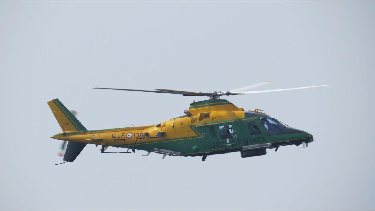 Elicottero 8 : Bardolino air show parte agusta a e fb stab sf