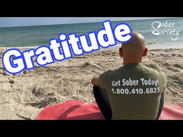 Why We Need Gratitude
